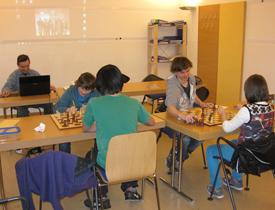 Tiroler Jugendkader A1 und A2 in Innsbruck