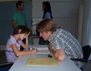 Neue Bilder vom Semesterstart unserer Kinderkurse