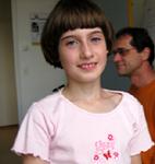 Chiara ist Landesmeisterin