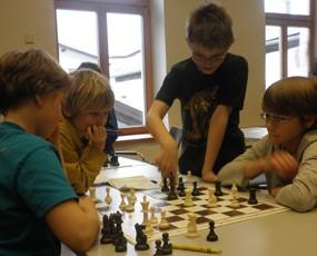 Schachkurse für Kinder und Jugendliche