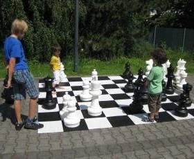 """Rege Beteiligung und tolle Resultate der """"Schachschulis"""" in Ampass"""