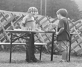 1. Tiroler Schachcamp