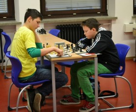 Schachrallye in Langkampfen - 65 Teilnehmer