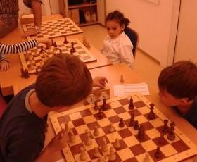 Schach zum Wochenteiler