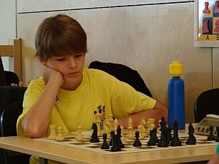 Laurin Wischounig – Vertreter der Schachschule bei den Staatsmeisterschaften