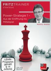 Power-Strategie 1 - Aus der Eröffnung ins Mittelspiel