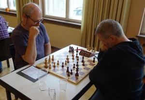 Josef WISCHOUNIG gegen Martin PELLIZZARI