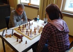 Christian WAHA gegen Margit BOGNER