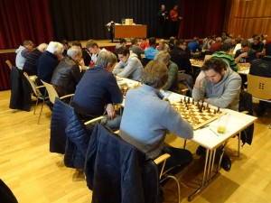 Spg Völs / HAK/HAS Innsbruck mit Trainern der Tiroler Schachschule
