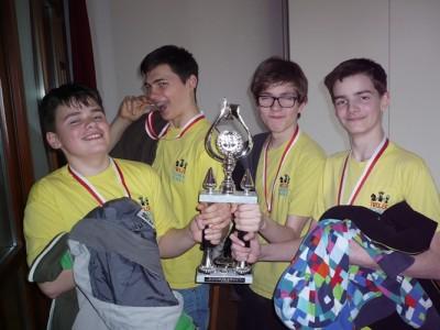 TJSSM 2016 – Großauftritt der Schachschule