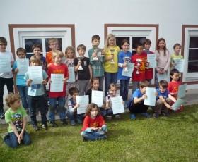 Tiroler Jugendschachrallye in Mils