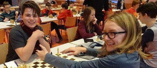 Tiroler Jugendschachrallye in Schwaz