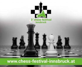 3. Chess Festival in Innsbruck