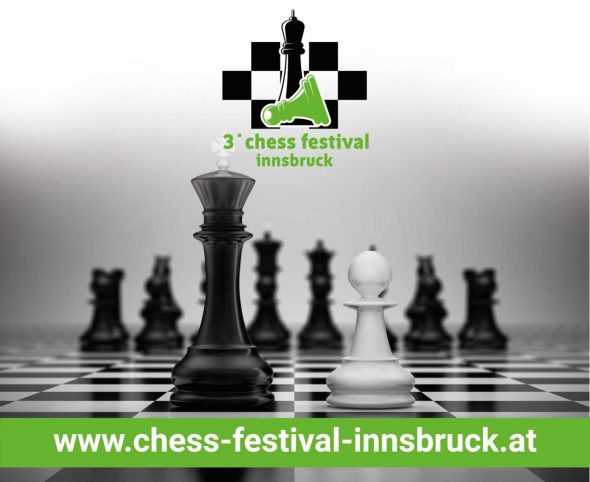 3. Chess Festival in Innsbruck